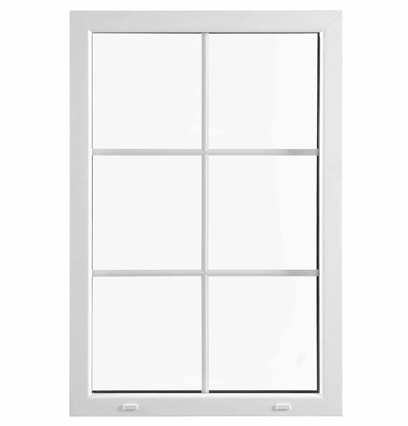 Einfache festverglasung im rahmen g nstig kaufen for Einfache kunststofffenster