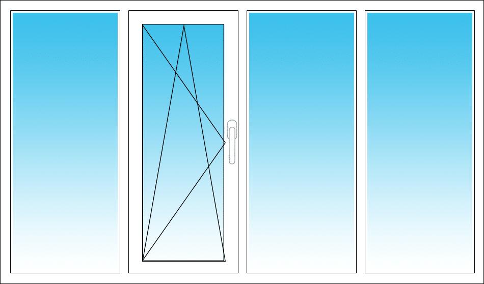 Mitte links, DK öffnet nach links