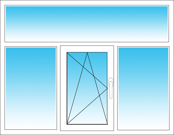 Mitte, Öffnung nach links