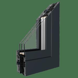 Drutex Aluminiumfenster