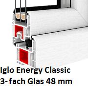 Iglo Energy Classic (3-Fach Verglasung)