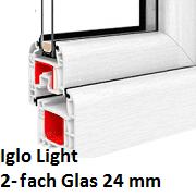 Iglo Light (2-Fach Verglasung)
