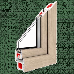 Drutex Fenster Profil Iglo Light