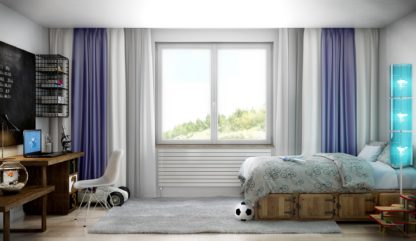 Kunststoff Fenster aus Polen