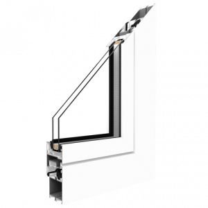 Aluminiumfenster Profil MB-45