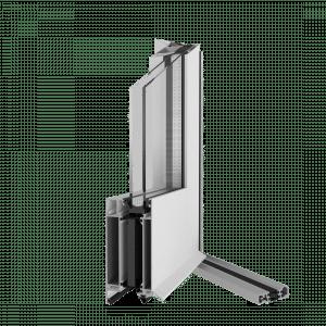 Hautür MB-70HI
