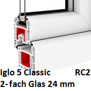 Iglo 5 Classic (2-Fach Verglasung)