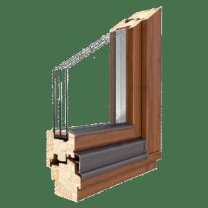 Übersicht Drutex Holzfenster Softline